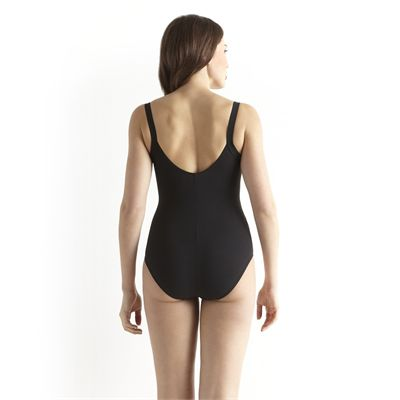 Speedo Sculpture Watergem Ladies Swimsuit - Back View