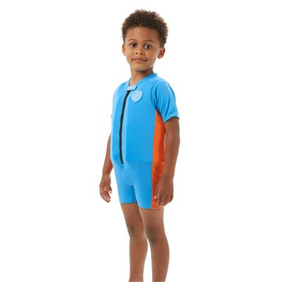 Speedo Sea Squad Boys Floatsuit-Side View