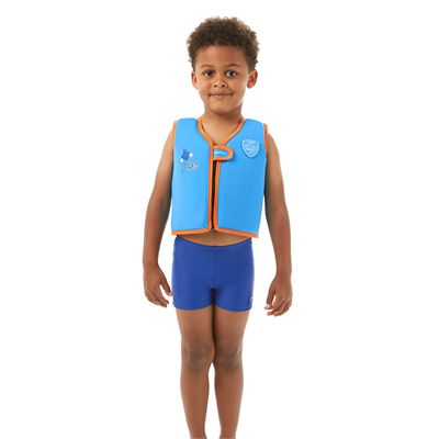 Speedo Sea Squad Boys Swimming Vest-Front View