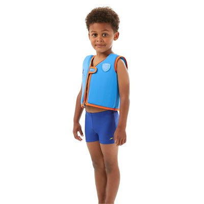 Speedo Sea Squad Boys Swimming Vest-Side View