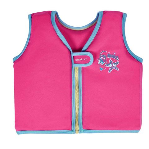 Speedo Sea Squad Girls Float Vest
