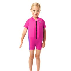 Speedo Sea Squad Girls Floatsuit