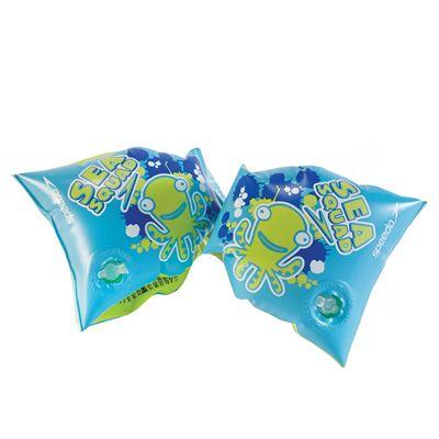 Speedo Sea Squad Junior Armbands Blue