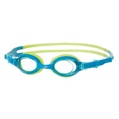 Speedo Sea Squad Skoogle Junior Swimming Goggles-Blue-Green-Additional