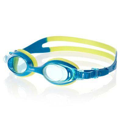 Speedo Sea Squad Skoogle Junior Swimming Goggles-Blue-Green