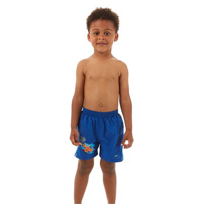 Speedo Seasquad 11 Inch Infant Boys Watershorts - Front View