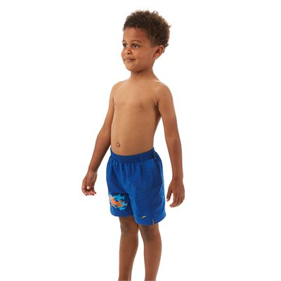 Speedo Seasquad 11 Inch Infant Boys Watershorts - Left Side View