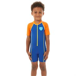 Speedo Seasquad Hot Tot Boys Sun Protection Suit