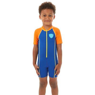 Speedo Seasquad Hot Tot Boys Sun Protection Suit