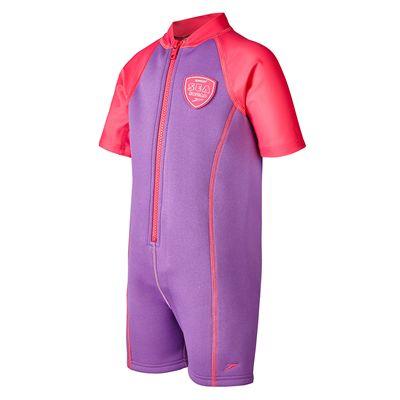 Speedo Seasquad Hot Tot Girls Sun Protection Suit AW16