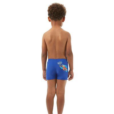 Speedo Seasquad Placement Infant Boys Aquashorts - Back