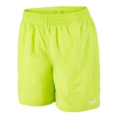 Speedo Solid Leisure 15 Inch Boys Watershort AW16