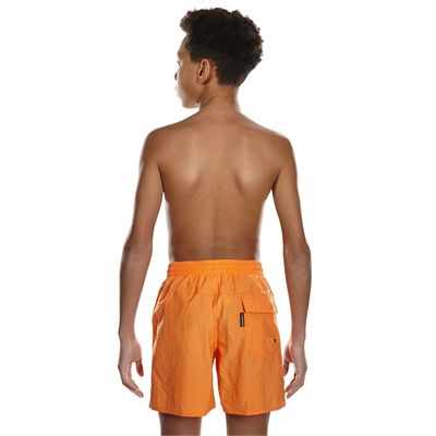 Speedo Solid Leisure 15 Inch Boys Watershort AW17 - Back