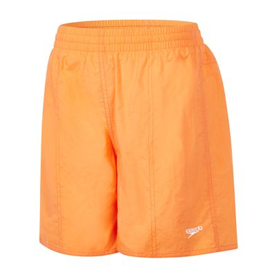Speedo Solid Leisure 15 Inch Boys Watershort AW17