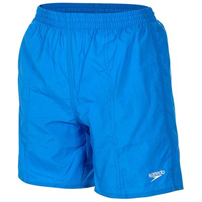 Speedo Solid Leisure 15 Inch Boys Watershorts SS14 Cutout View