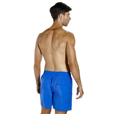 Speedo Solid Leisure 16 Inch Mens Watershortsm - Back