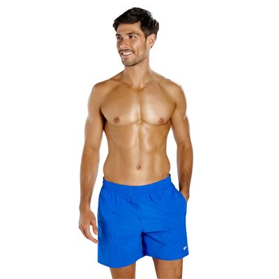 Speedo Solid Leisure 16 Inch Mens Watershortsm - Front