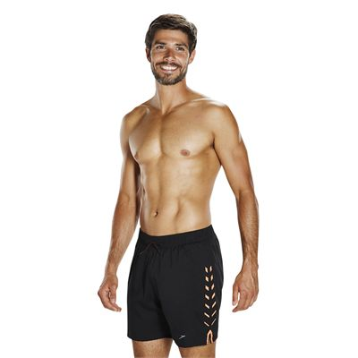 Speedo Sport Printed 16 Inch Mens Watershorts - additional