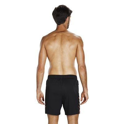 Speedo Sport Printed 16 Inch Mens Watershorts - back