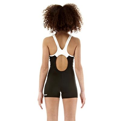 Speedo Superiority Girls Legsuit Back