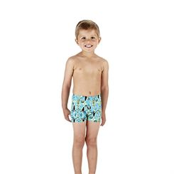 Speedo Swirlcomet Allover Infant Boys Aquashorts