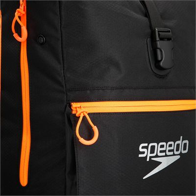 Speedo Team Rucksack III - Black - Zoomed
