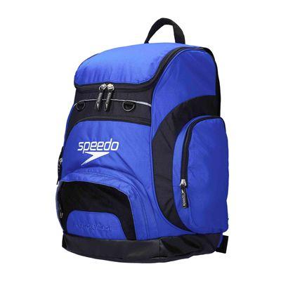 Speedo Teamster 35L Backpack - Blue - Angled