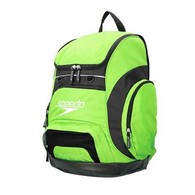 Speedo Teamster 35L Backpack - Green - Angled