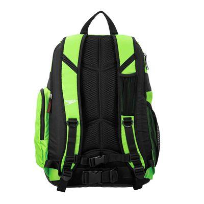 Speedo Teamster 35L Backpack - Green - Back