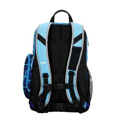 Speedo Teamster 35L Backpack SS18 - Blue - Back