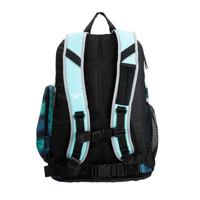 Speedo Teamster 35L Backpack SS18 - Blue/Black - Back