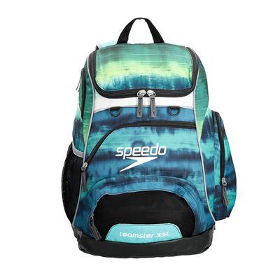 Speedo Teamster 35L Backpack SS18 - Blue/Black - Front