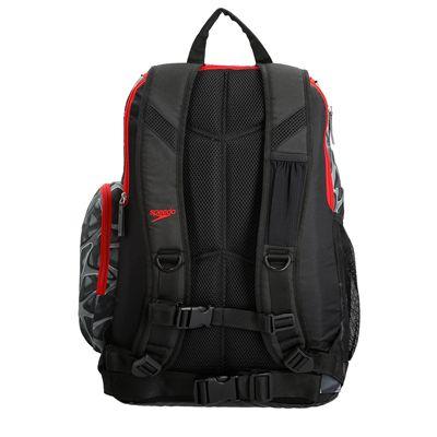 Speedo Teamster 35L Backpack SS18 - Grey/Black - Back