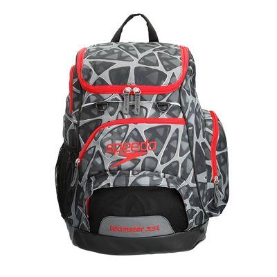 Speedo Teamster 35L Backpack SS18 - Grey/Black - Front