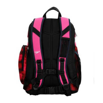 Speedo Teamster 35L Backpack SS18 - Pink - Black