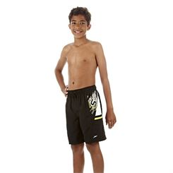 Speedo Tidespin Splice 17 Inch Boys Watershort