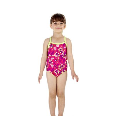 Speedo Titch 1 Piece Infant Girls Swimsuit