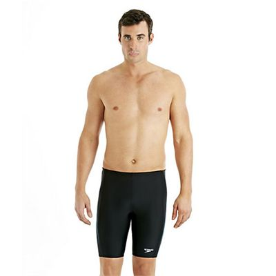 Speedo TurboCharge Placement Panel Mens Jammer Front