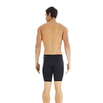 Speedo TurboDrill Placement Panel Mens Jammer back