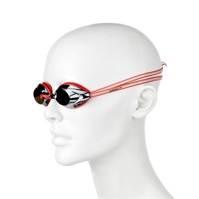 Speedo Vanquisher 2.0 Mirror Junior Goggles - Side