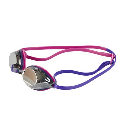Speedo Vengeance Mirror Swimming Goggles - Pink