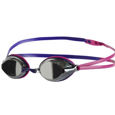 Speedo Vengeance Mirror Swimming Goggles - Pink Front