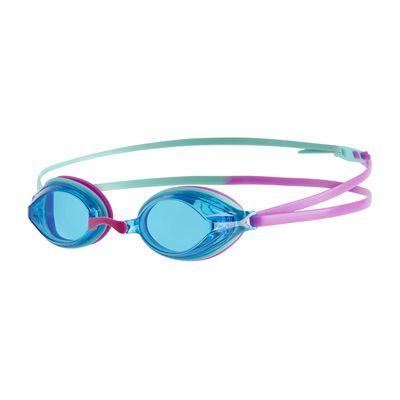 Speedo Vengeance Swimming Goggles - Pink/Blue