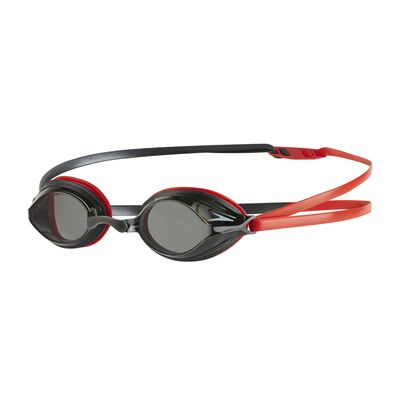 Speedo Vengeance Swimming Goggles - Red
