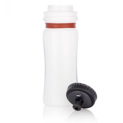 Speedo Water Bottle 1ltr Red - Open