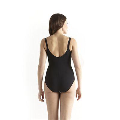 Speedo Watergem Adjustable 1 Piece Ladies Swimsuit - Back view