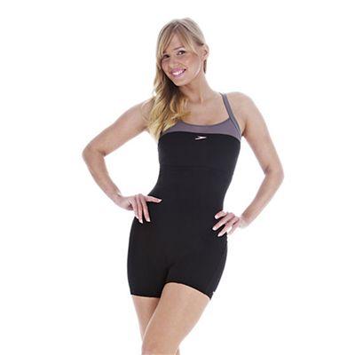Speedo Womens Hydrafit Legsuit Swimsuit