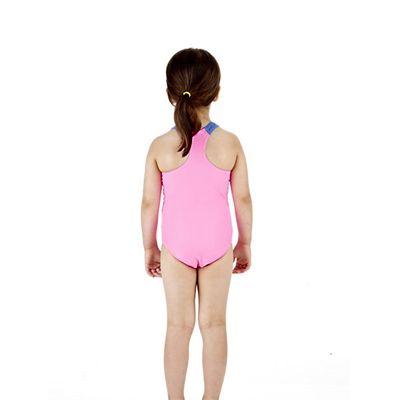 Speedo Wonderland Placement 1 Piece Infant Girls Swimsuit Back