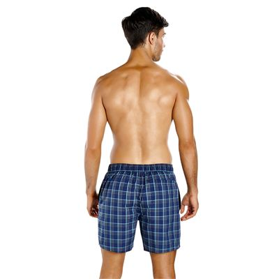 Speedo YD Check Leisure 16 Inch Mens Watershorts - Back