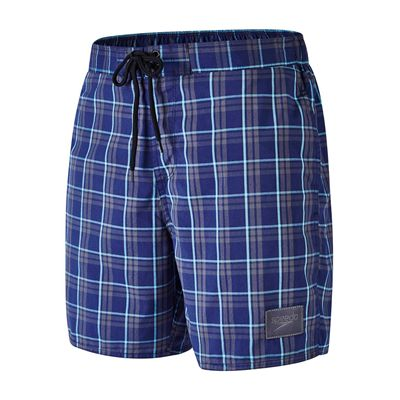 Speedo YD Check Leisure 16 Inch Mens Watershorts